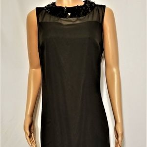 Worthington Black Cocktail Dress Women Size 14